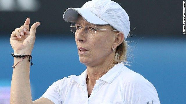 cool Martina Navratilova: Margaret Court docket is a 'racist and a homophobe'