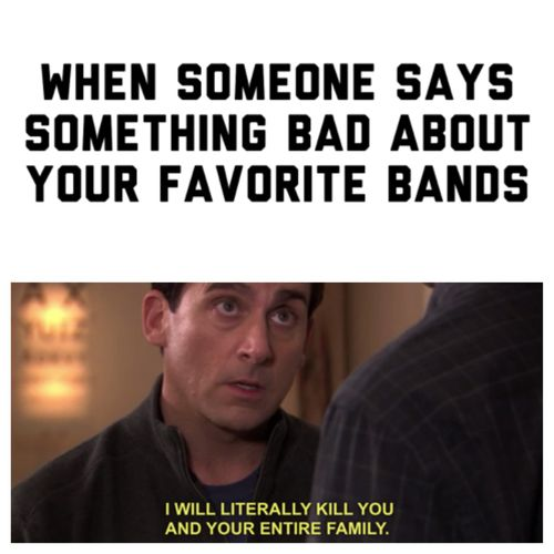 Insult my favorite band essay