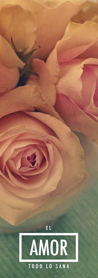 El Amor todo lo sana.. <3 ..Love heals all!