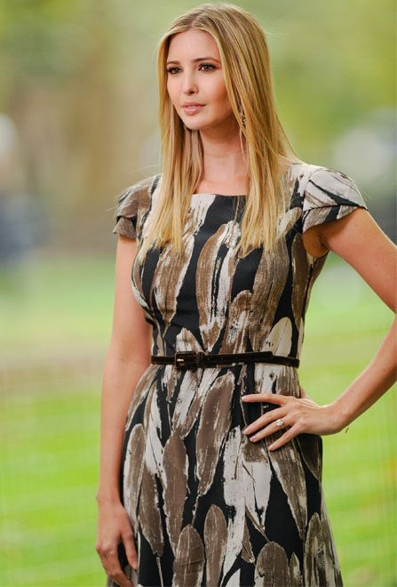 El lookbook de Ivanka Trump