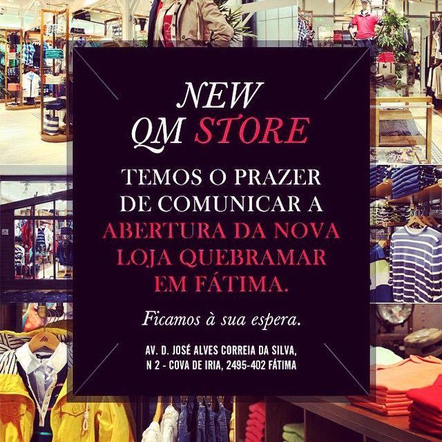 #Quebramar #new #just #opened #mustsee @Fatima #Fátima from 10:30 am to 7:30pm das 10:30 às 19h30 todos os dias. Faça as suas #compras de #Natal aqui. Esperamos pela sua visita.