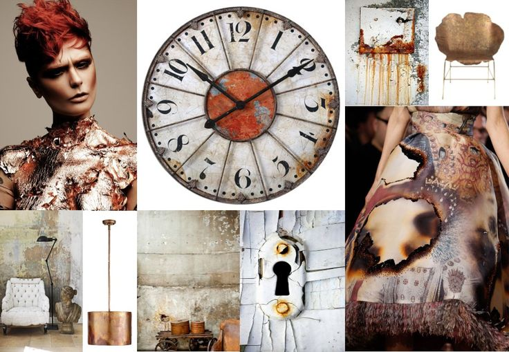 Rusted | Board Inspiration