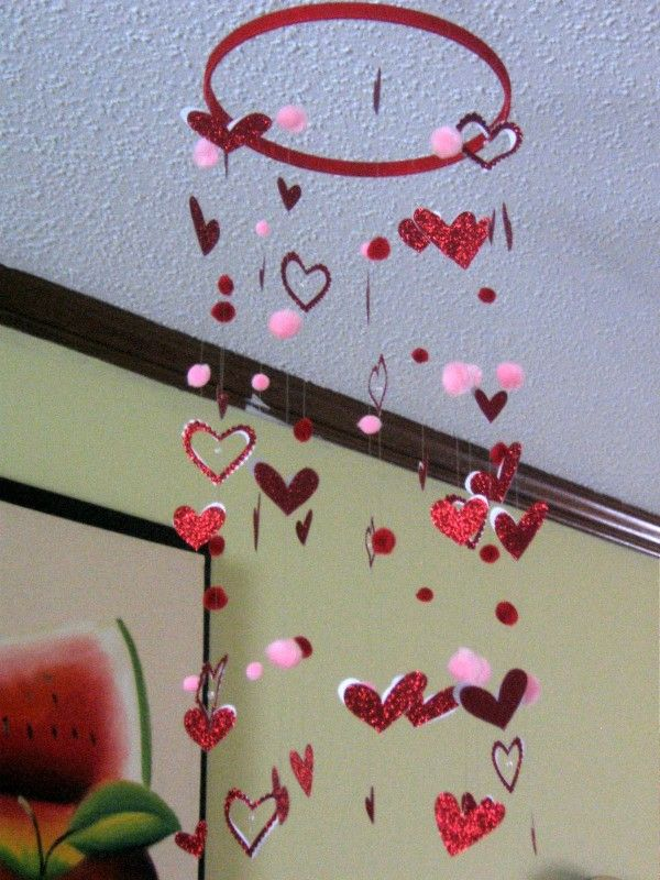 Valentine's Day Crafts, Decor, 2014 Valentines Day crafts, Creative Crafts for 2014 Lovers Day