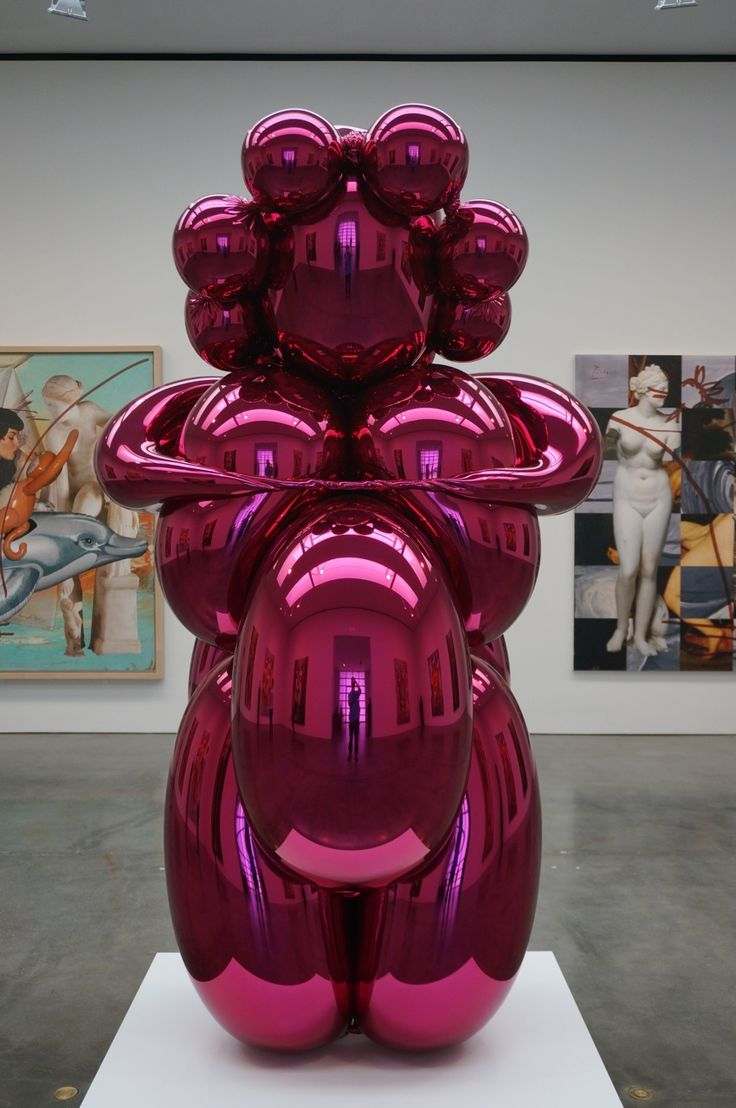 Coloring book by jeff koons - Balloons Venus Sculpture By Jeff Koons Balloon Venus Was Inspired By The Venus Of Willendorf A Statue Over Years Old That Was Discovered In 1908 In