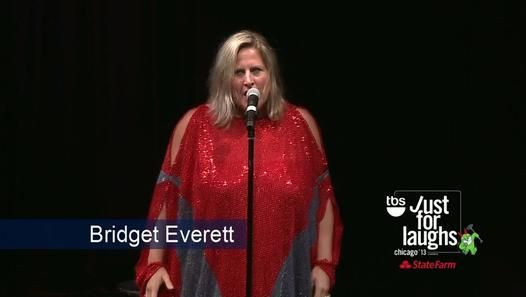 Just for Laughs Chicago 2013 Bridget Everett - Video Dailymotion #JustForLaughs #comedy  ***Click through for Tour Dates & Tickets***