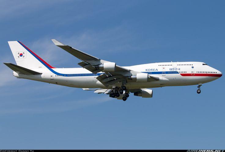Boeing 747-4B5 - South Korea - Air Force