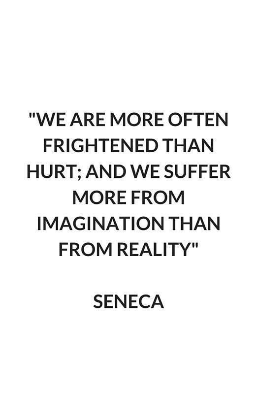 SENECA Stoic Philosophy Quote – #howtobe #PHILOSOP…