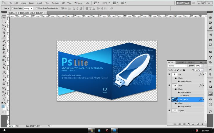 Adobe photoshop 7 portable download