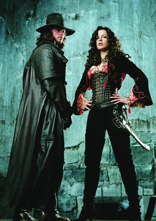 Van Helsing Hugh Jackman and Kate Beckensale