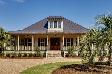 Baypoint Cottage at Brays Island traditional exterior