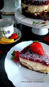 Słodkie rewolucje Pauliny. Domowe ciasta i ciasteczka na każdą okazję!