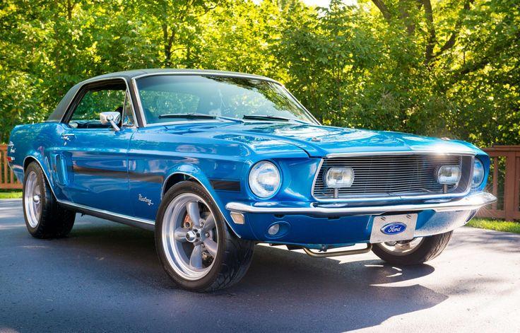 1968 Mustang GT/CS