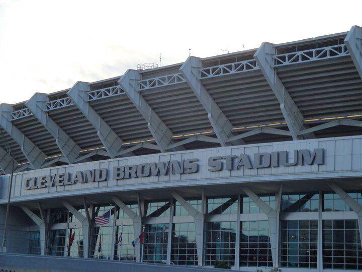Cleveland Browns Stadium, Cleveland