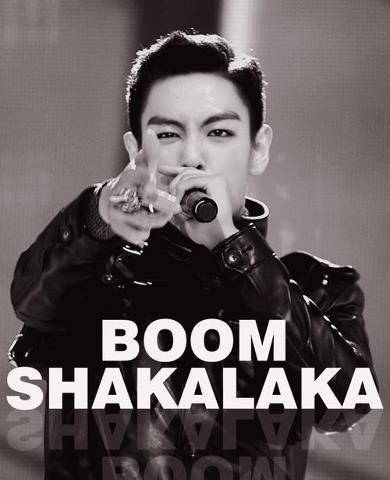 BOOM SHAKALAKA! T.O.P (Choi Seung Hyun) ♡ #BIGBANG #KPOP