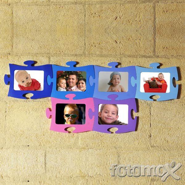 Cornice puzzle con foto personalizzata - Foto su gadget personalizzati - Fotomox.com