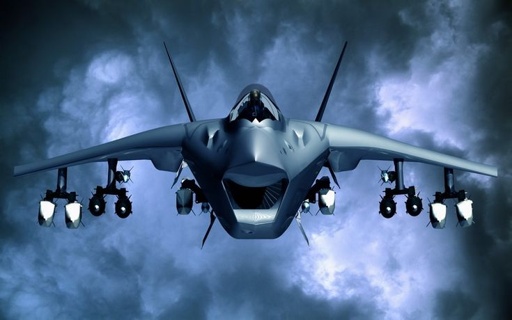 Boeing X32 fighter jet. It was put up in contention as the Joint Strike Fighter. But the Lockheed Martin F35 Lightning II got the approval from Pentagon.