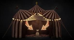 Image result for scary circus concept