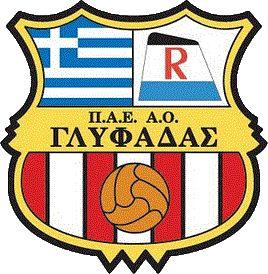 GLYFADA FC    - GLYFADA/ATHENS   greece