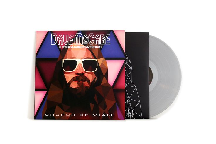 """Dave McCabe & The Ramifications """"Too Damn Good""""[Manufactured by Key Production]"""