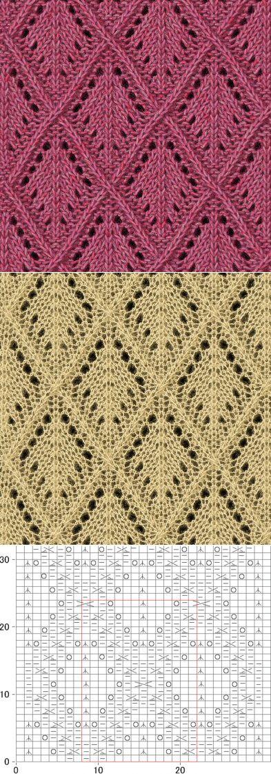 ПРОСТЫЕ УЗОРЫ СПИЦАМИ. КРАСИВАЯ ПОДБОРКА [] #<br/> # #Knitting #Stitches,<br/> # #Knitting #Patterns,<br/> # #Of #Agujas,<br/> # #Stricken,<br/> # #Knitting<br/>