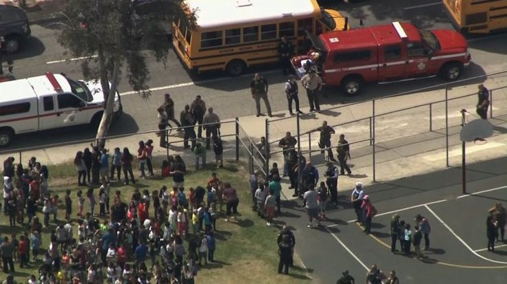 San Bernardino Shooting: Three Killed at North Park Elementary School