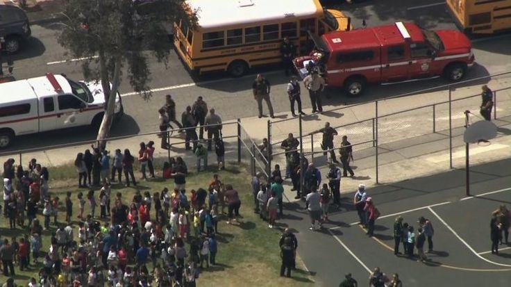 San Bernardino Shooting: Three Killed at North Park Elementary School