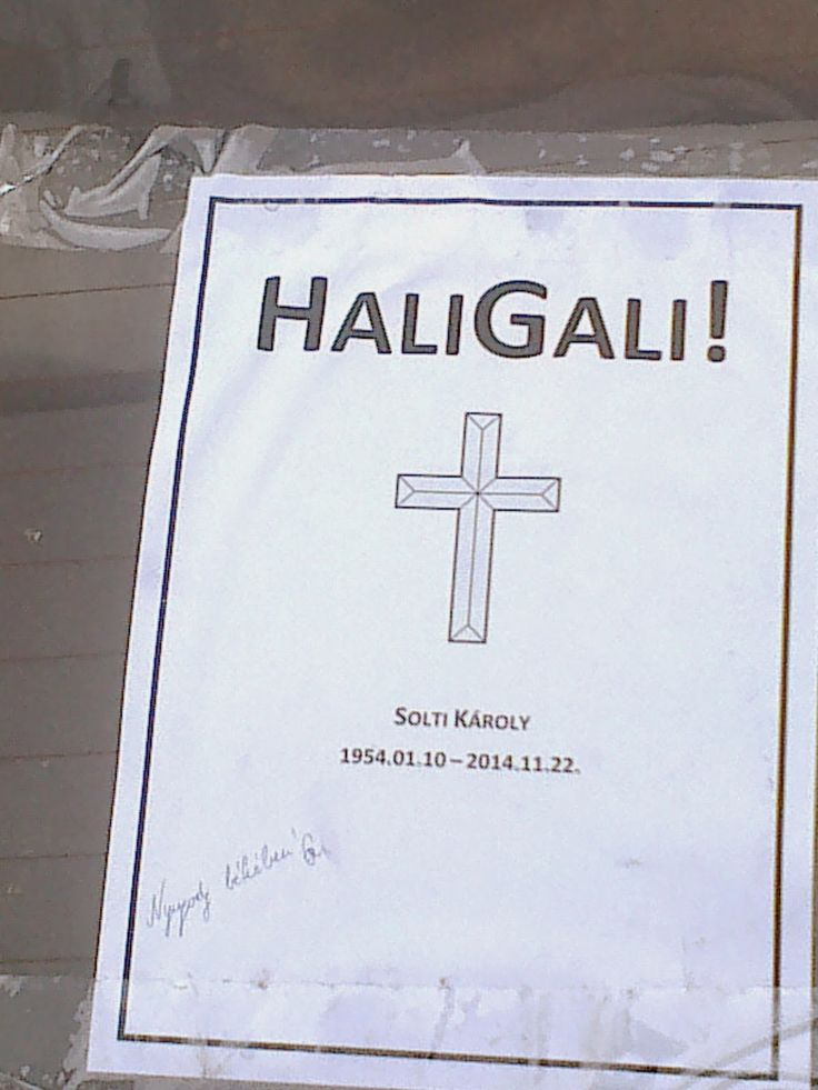 "Hajléktalanná tett az érzelem: ""Hali-gali.."" Requiem.."
