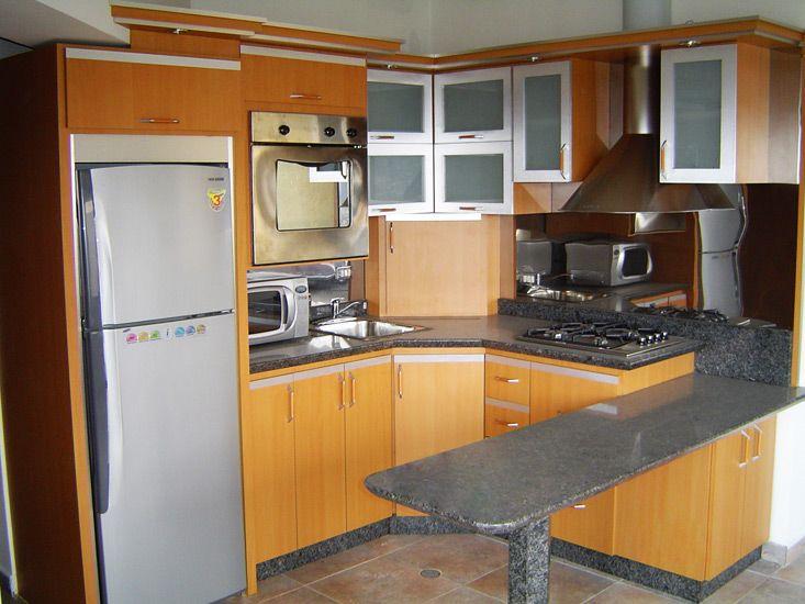 Modelos de cocinas empotradas peque as modelos de cocinas for Modelos de cocinas pequenas para apartamentos