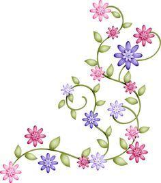 flores bonitas para tarjetas - Buscar con Google