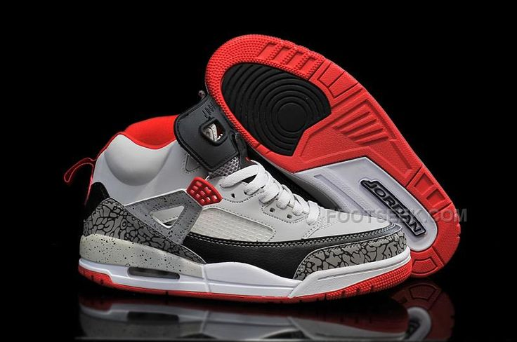 http://www.footseek.com/jordan-spizike-wolf-grey-gym-redblack-for-sale-hot.html Only$81.00 #JORDAN SPIZIKE WOLF GREY GYM RED-BLACK FOR #SALE HOT Free Shipping!