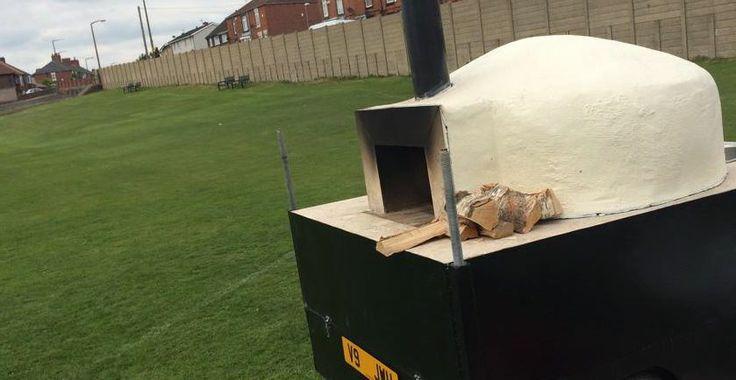 Wombwell Main Cricket Club (S73 0LP) in May 2014. www.splendidpizza.co.uk