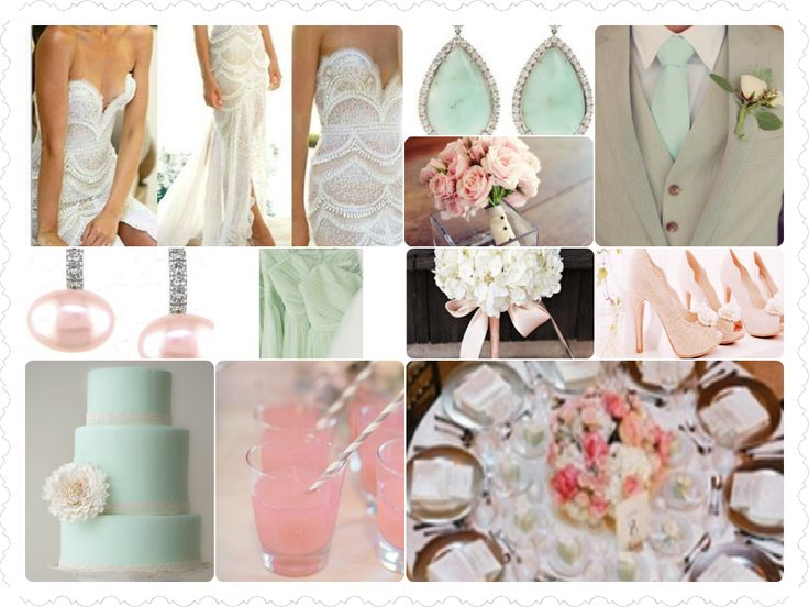 17 Best Images About Pink And Aqua Wedding On Pinterest