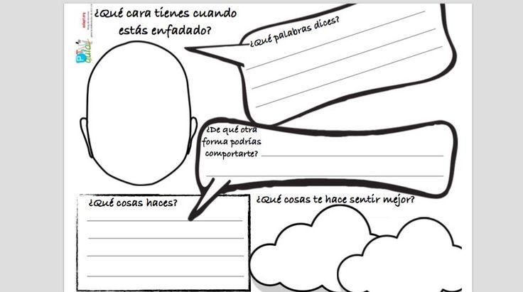 Educando en las emociones: Visualizamos el autocontrol.