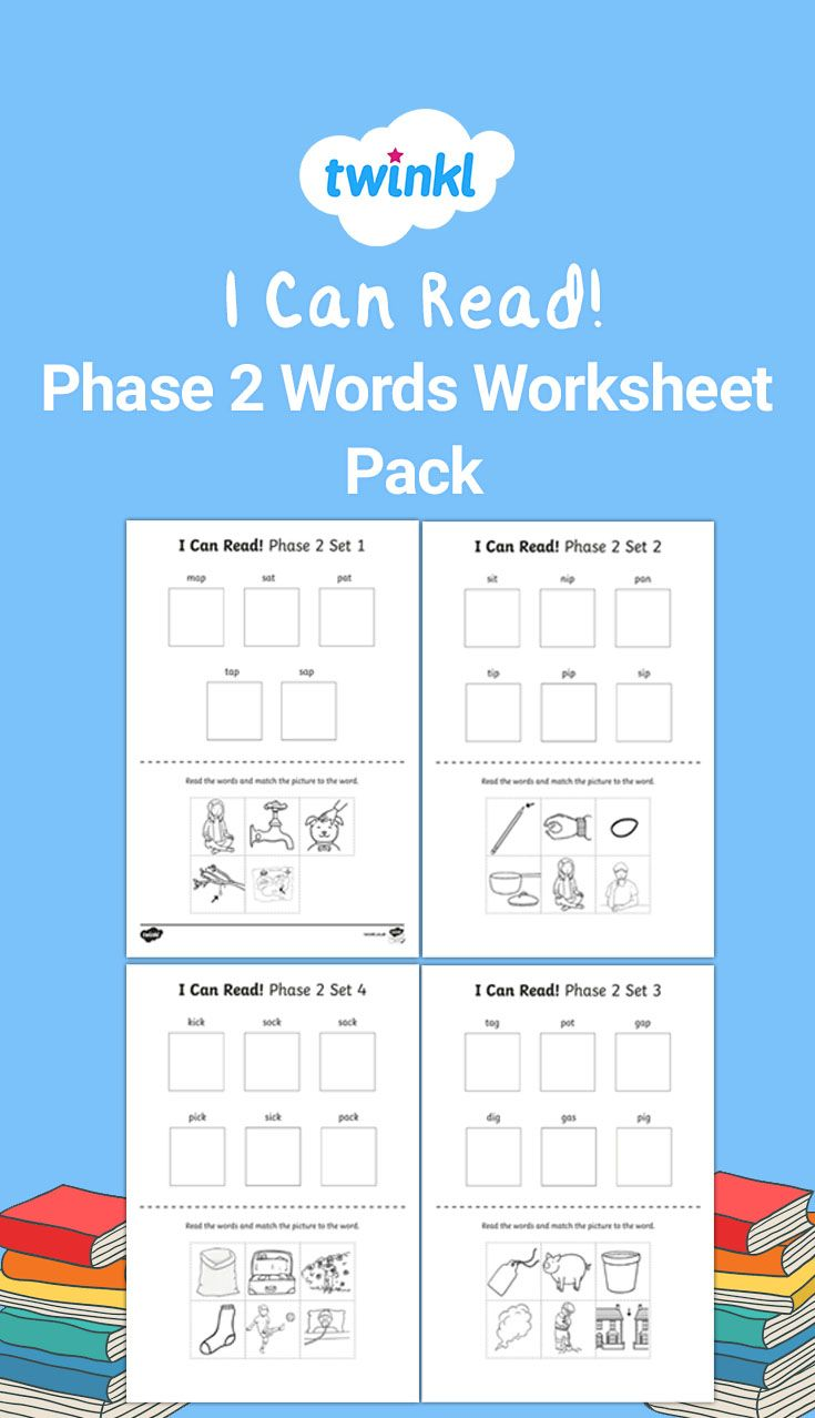 Pin On Phonics Resources Phonics reading activities phase 2