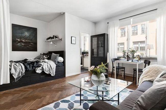50 Apartment One Room Elegant Design