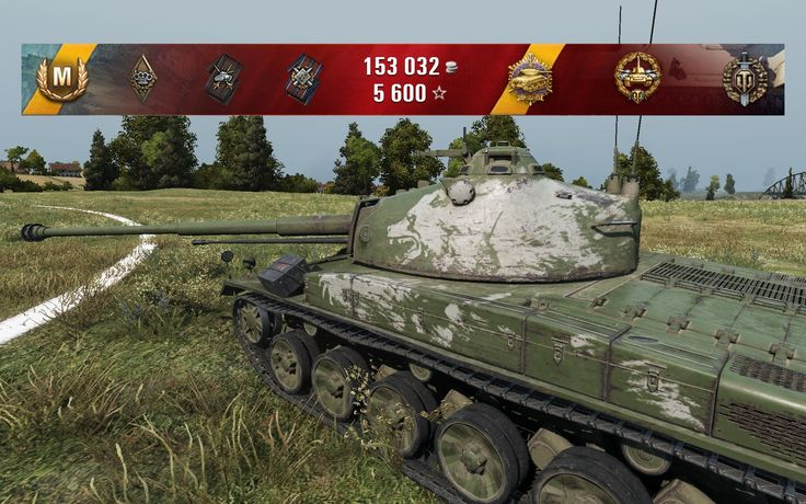 WoT Panzer 58 Mutz | 5.900+ dmg | 10 kills - Fisherman's Bay