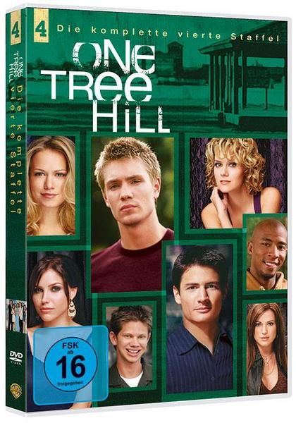 One Tree Hill - Staffel 4