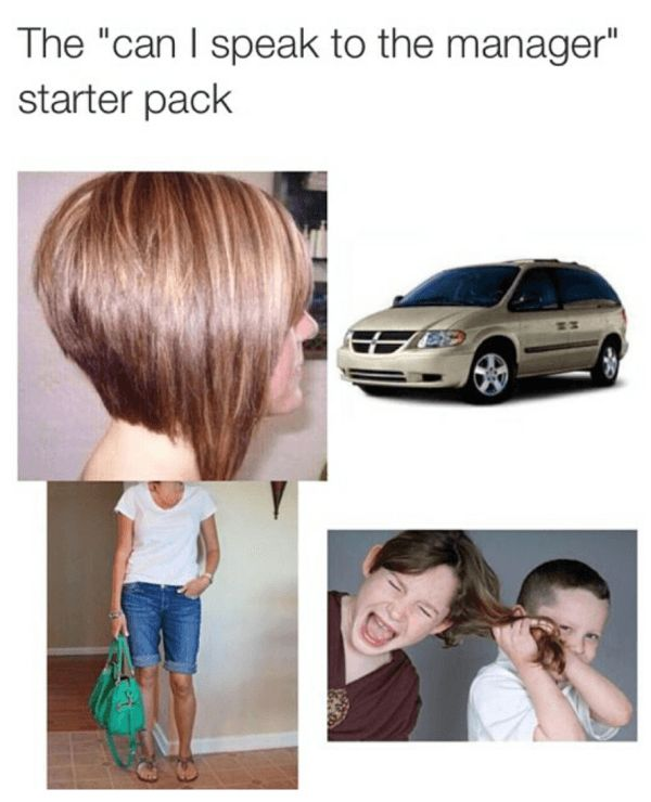 33 Hilarious Starter Packs In Case Being Yourself Isn't Working Out