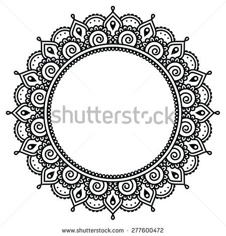 Indian Stock Vectors & Vector Clip Art | Shutterstock | tattoo ...