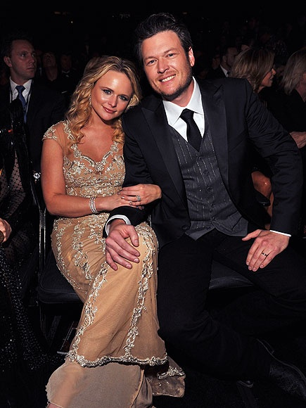 Miranda Lambert & Blake Shelton, they inspire me by their passion for country music. Also, for creating a foundation for animals