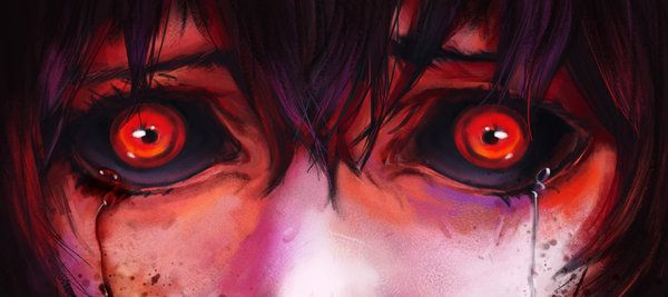 Their eyes hold so much emotion. It's what I love about this anime