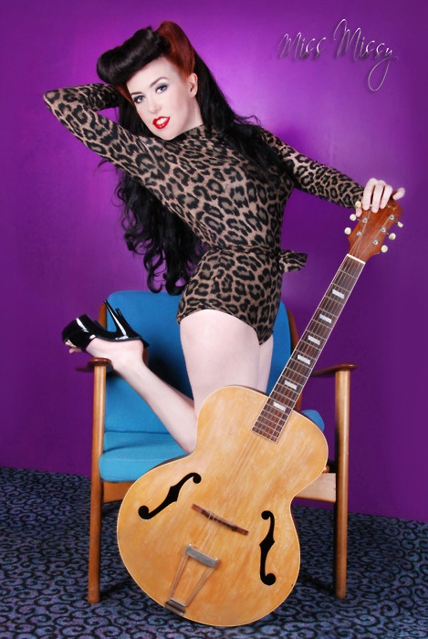 pin up doll album song