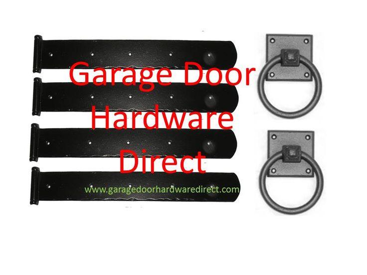 1000 Images About Decorative Garage Door Hardware Kits