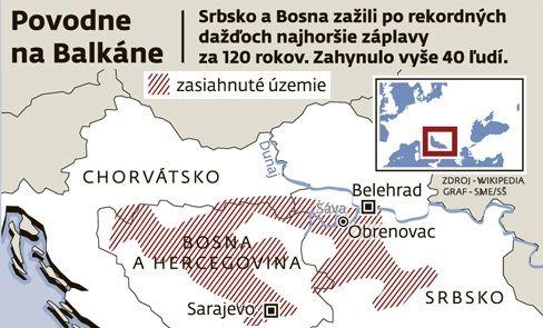 Náprava škôd po povodniach a následných zosuvoch pôdy na Balkáne bude stáť miliardy eur, ani jedna z krajín ich však nemá. Mnohí obyvatelia prišli o celý majetok a nie je šanca, že by im mohli pomôcť poisťovne alebo oficiálne úrady. Aj vy im môžete pomôcť prostredníctvom našej zbierky.  http://www.sme.sk/c/7210862/zaplavy-na-balkane-ustupuju-obnova-krajin-bude-stat-miliardy.html