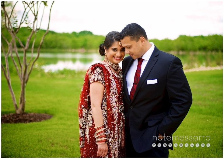 South Asian Christian Wedding | Nate Messarra Photography