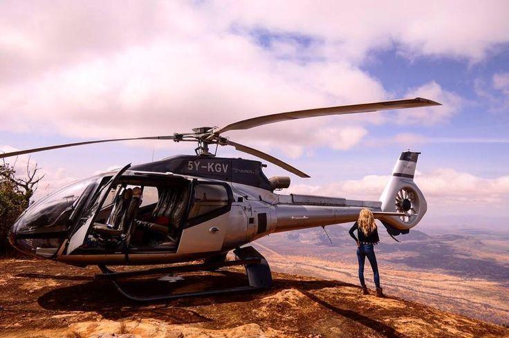 Safari Collection Kenya Helicopter Safari