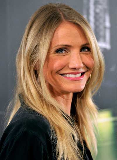 cameron diaz long straight tousled blonde ~ http://heledis.com/applying-cameron-diaz-hairstyles-for-your-hair/