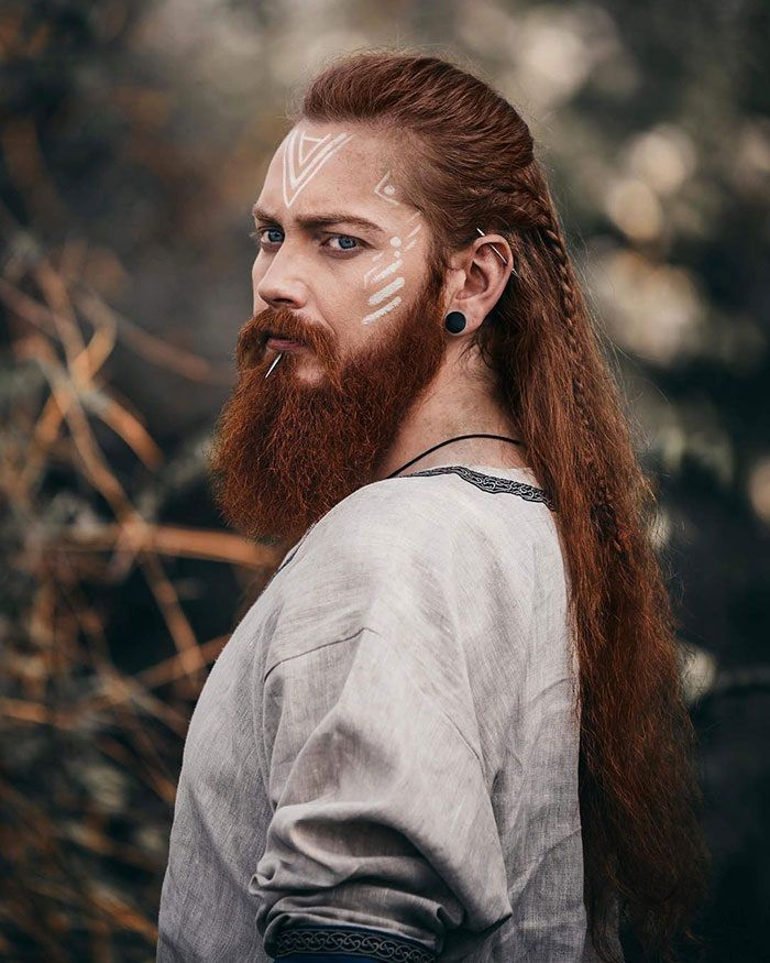 Check Out These Wild Viking Hairstyles For Modern Day