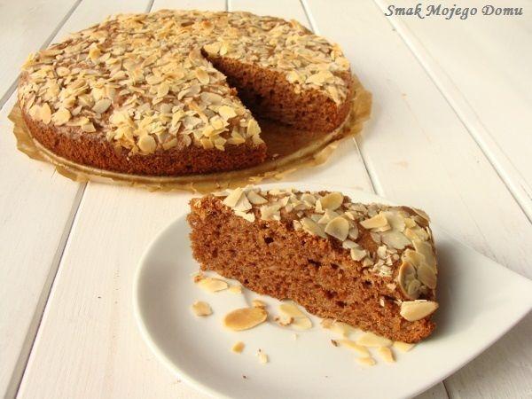 Smak Mojego Domu: Cynamonowe ciasto z jabłkami