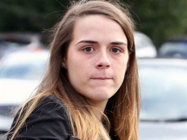 Gayle Newland, 27, has been found guilty for the second time of tricking a female friend into having sex by pretending to be a man. PHOTO COURTESY: PA